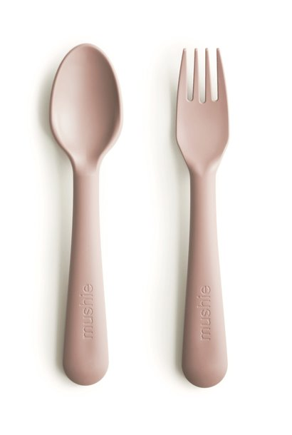 Fork & spoon blush
