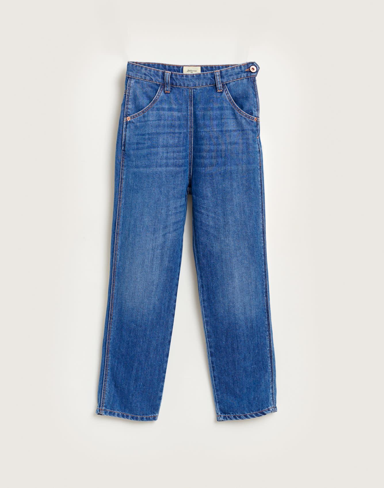 Jeans antic worn teens-1