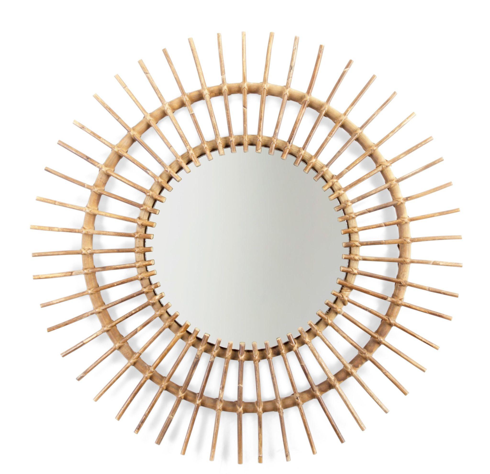 Rattan spiegel aura-1