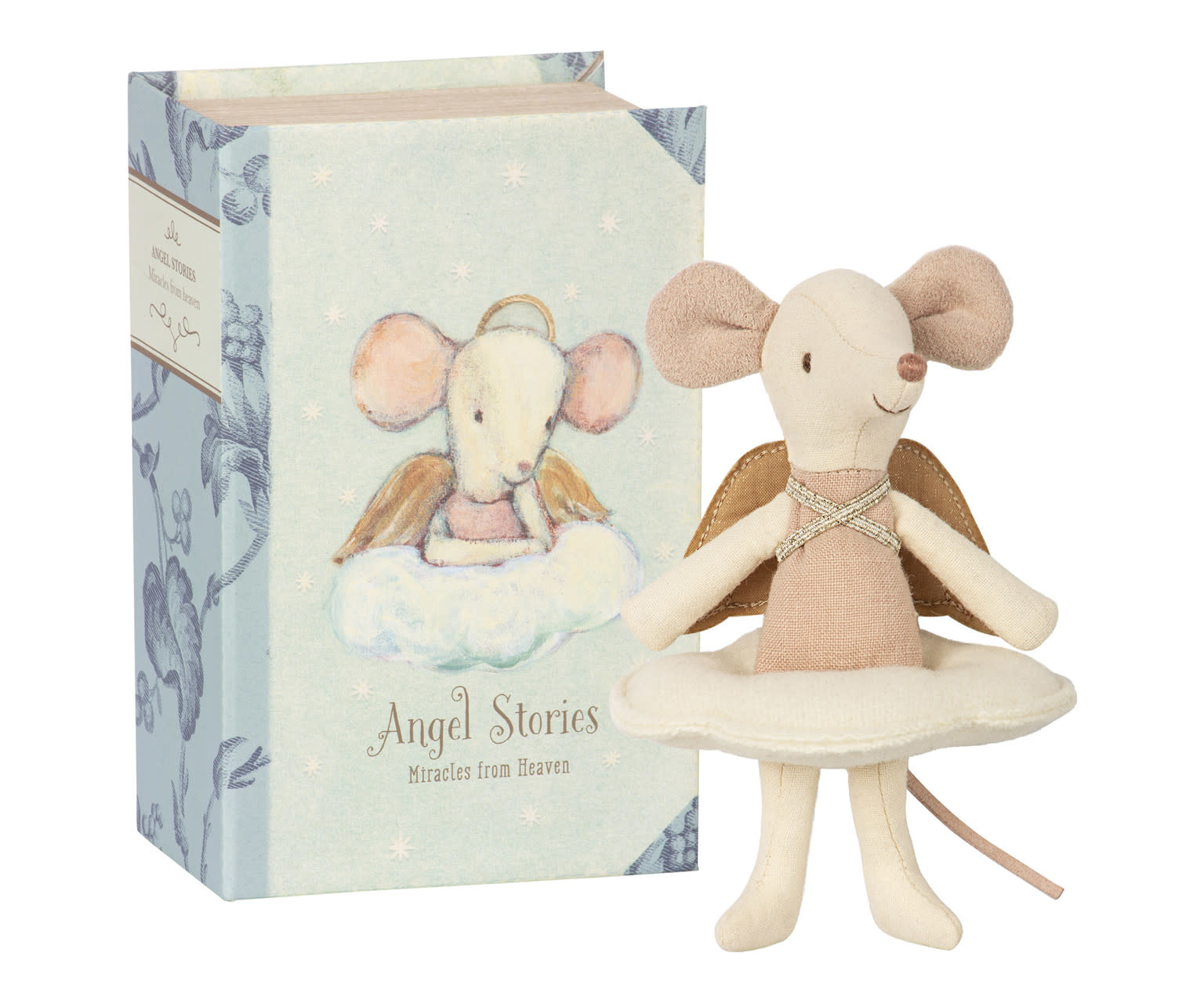 Angel mouse, big sister in book-1