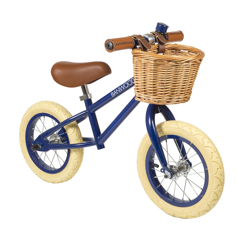Balance bike first go navy blue-1