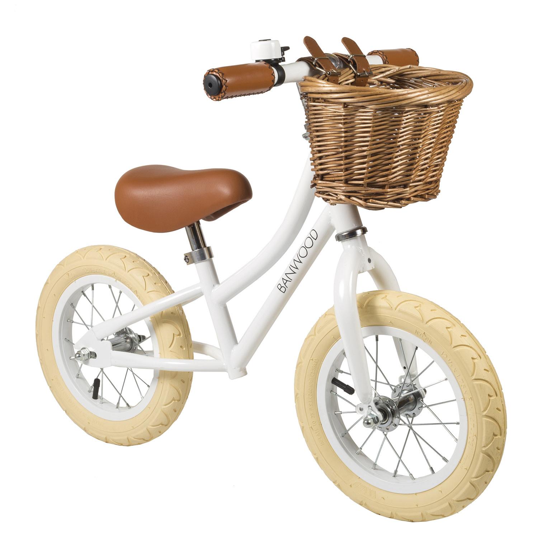 Balance bike first go white-1
