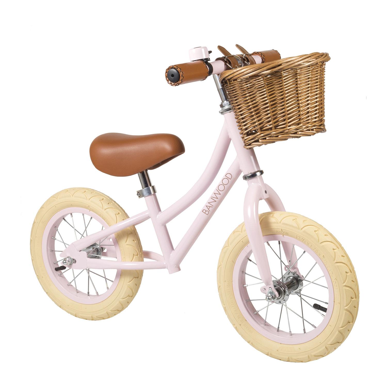 Balance bike first go pink-1