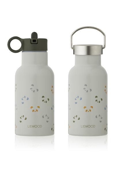 Anker water bottle panda dove blue multi mix