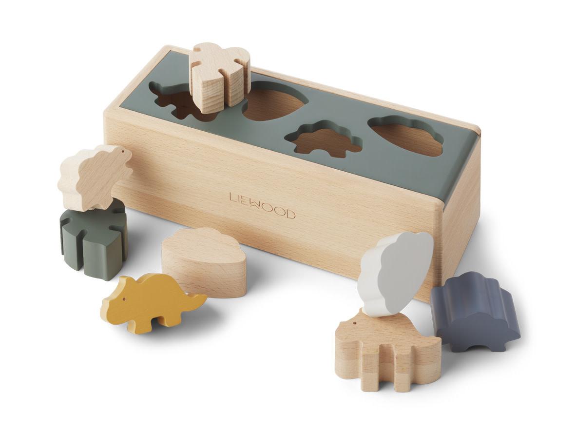 Midas puzzle box dino-1