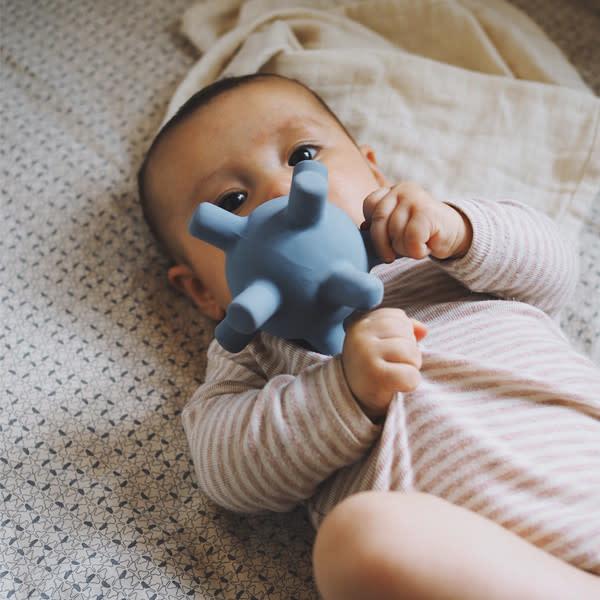 Baby sense ball powder blue-2