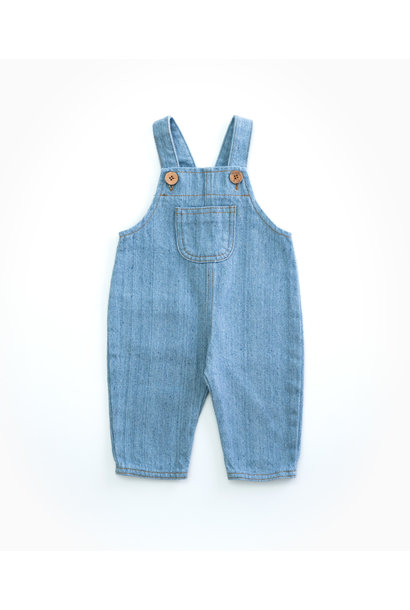 Recycle denim dungaree