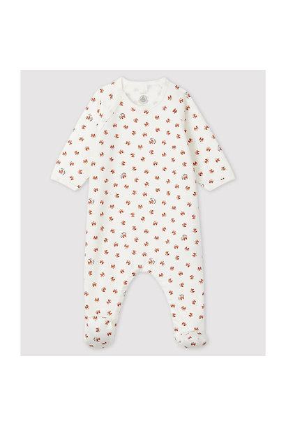 Dors bien pyjama fox