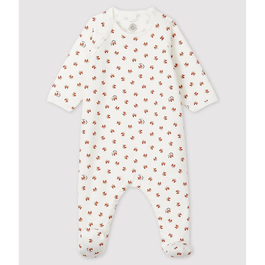 Dors bien pyjama fox-1