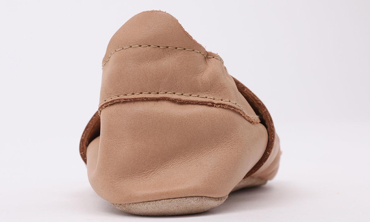 Soft soles caramel woof-4