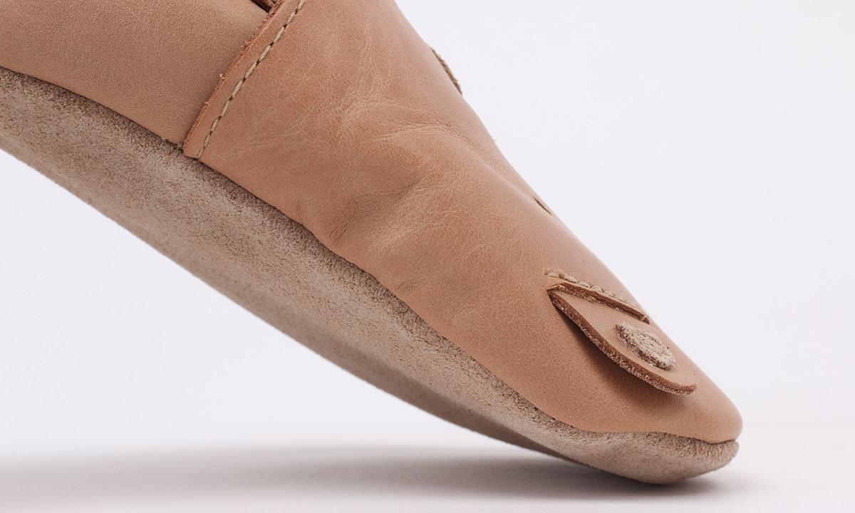 Soft soles caramel woof-5