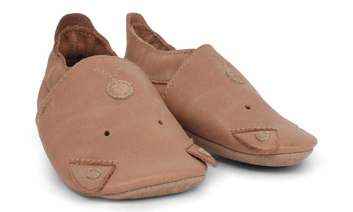 Soft soles caramel woof-6