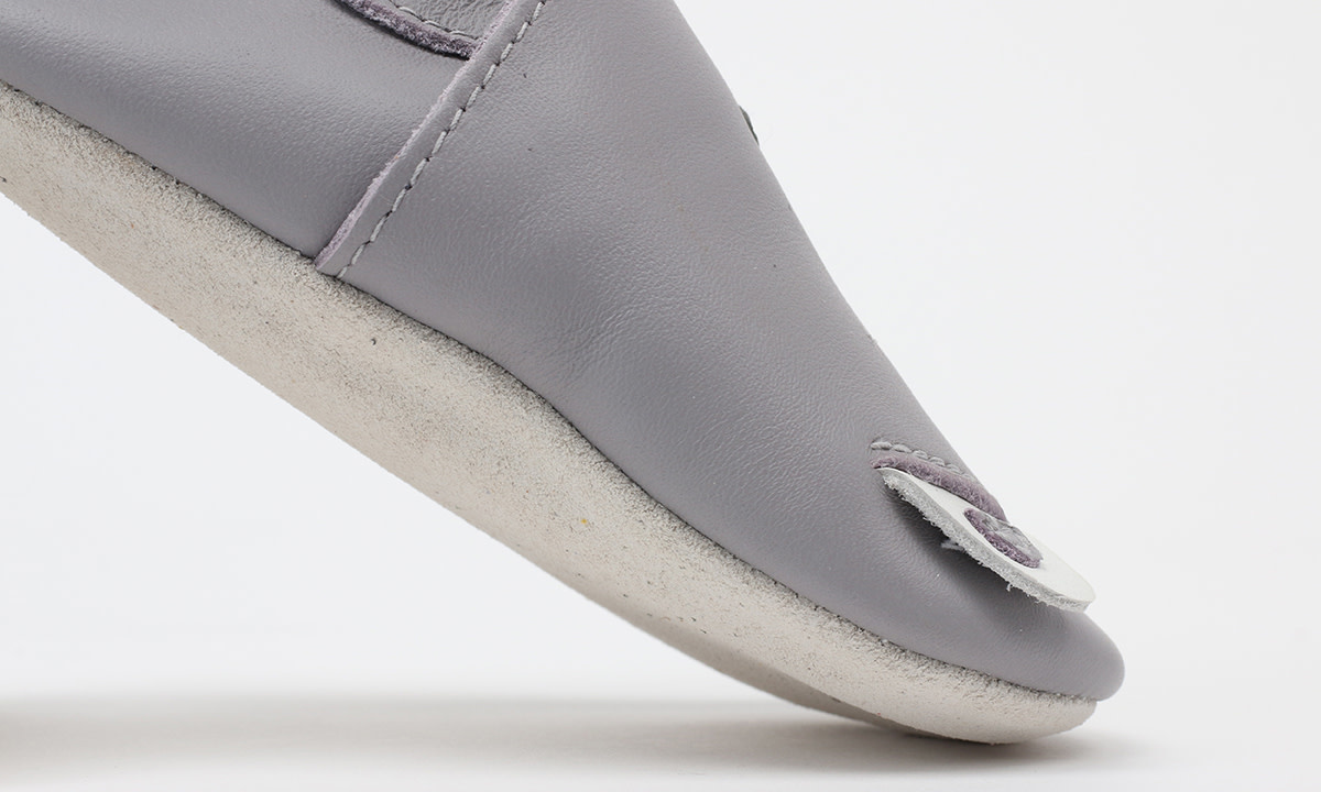 Soft soles gull grey woof-5