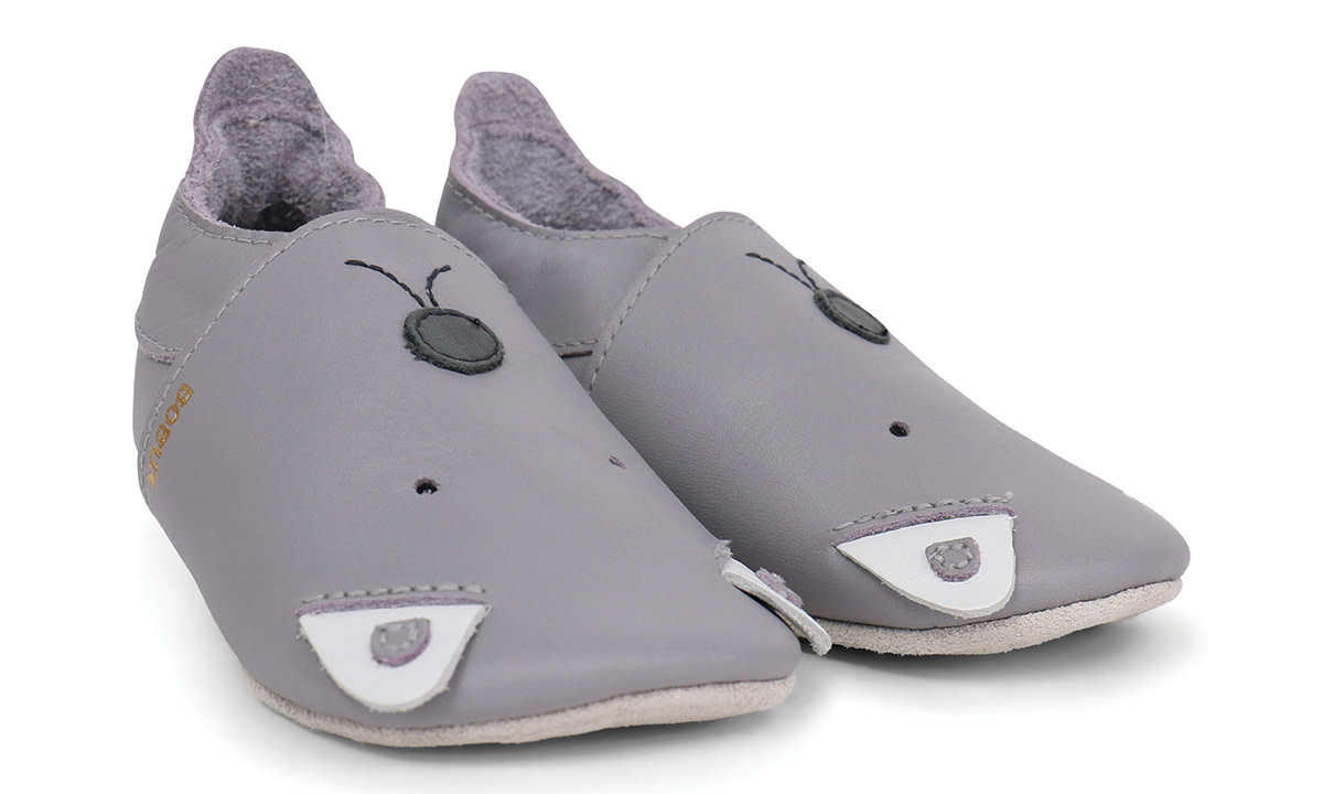 Soft soles gull grey woof-6