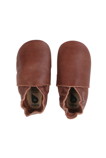Soft soles simple shoe toffee