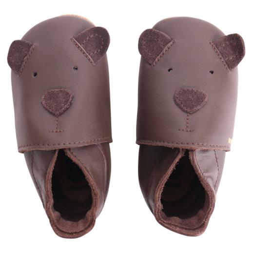 Soft soles chocolate cub-1