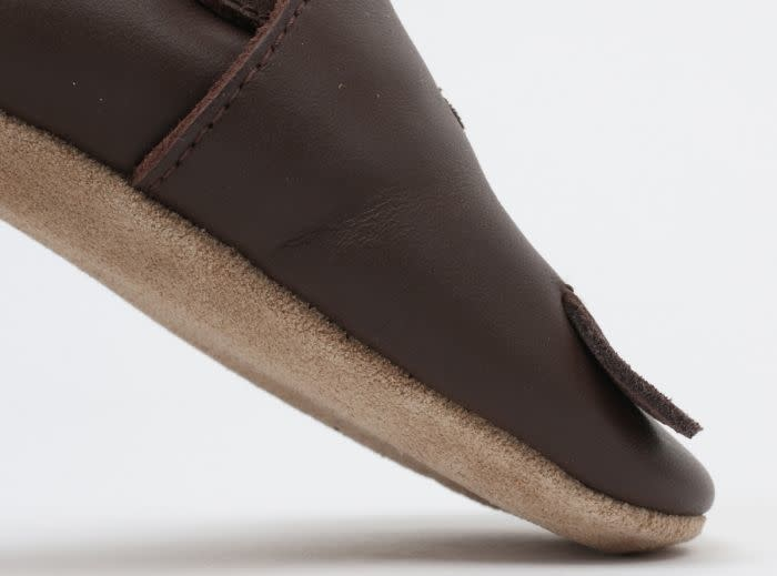 Soft soles chocolate cub-4