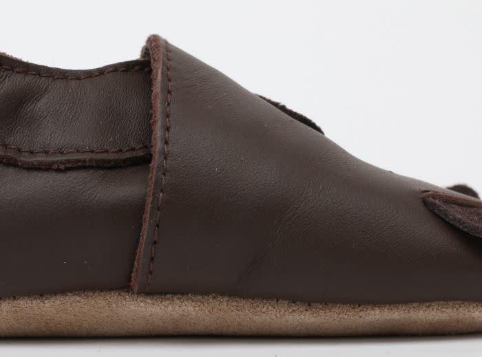Soft soles chocolate cub-5