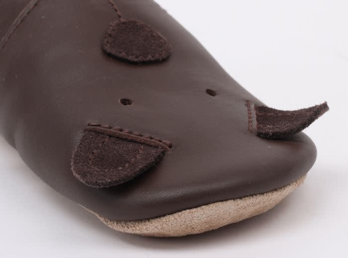 Soft soles chocolate cub-6