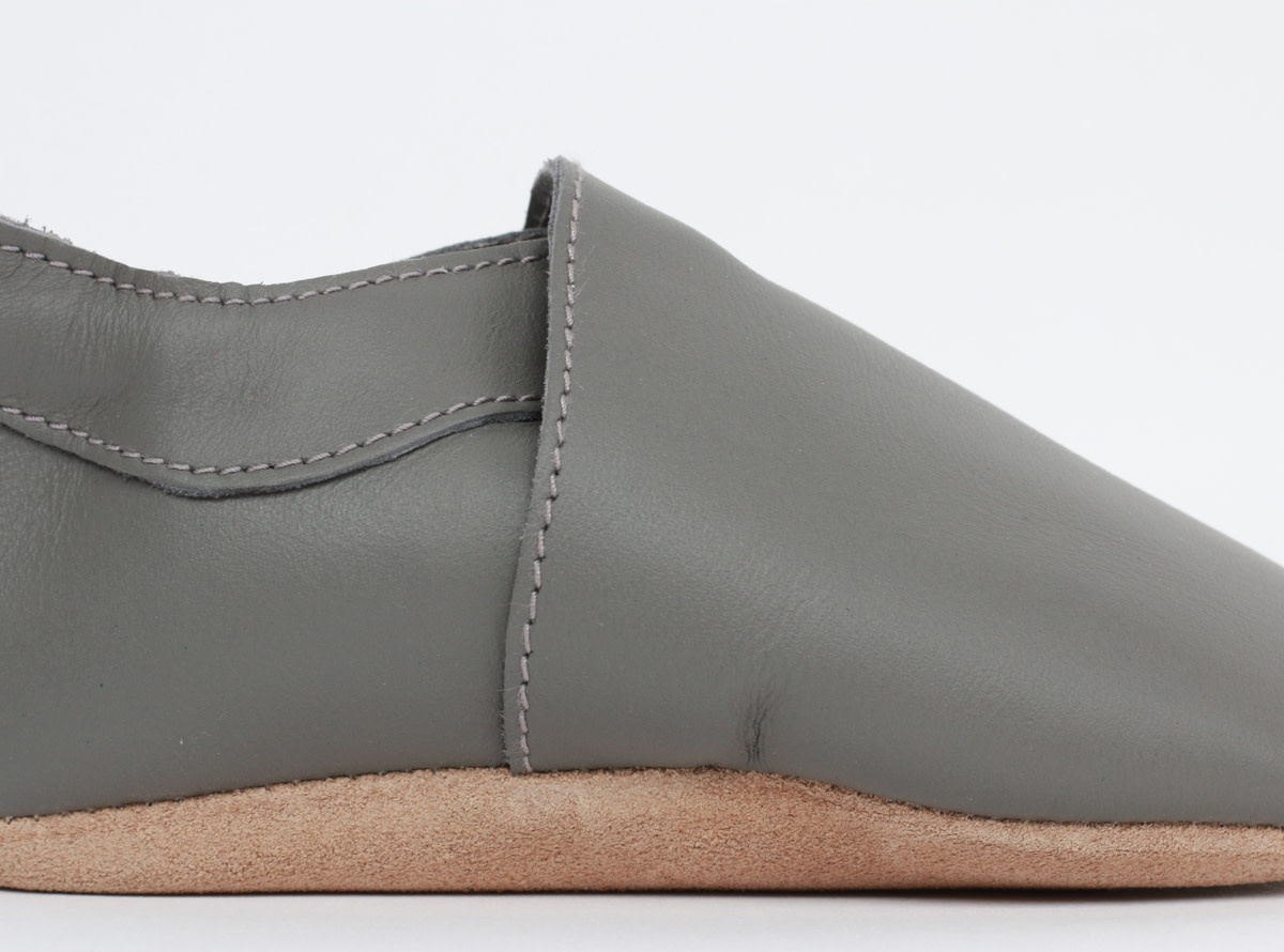 Soft soles classic grey-3