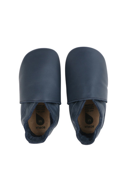 Soft soles classic navy