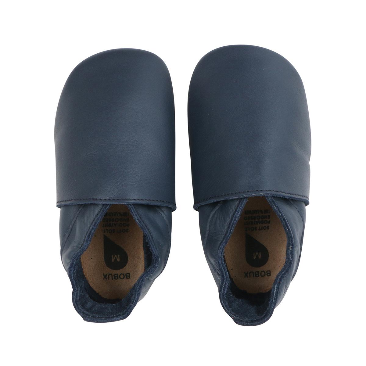 Soft soles classic navy-1