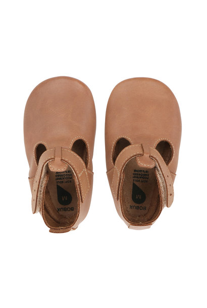Soft soles jack & jill caramel