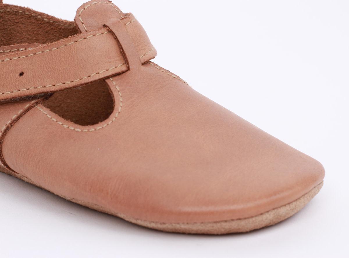 Soft soles jack & jill caramel-2