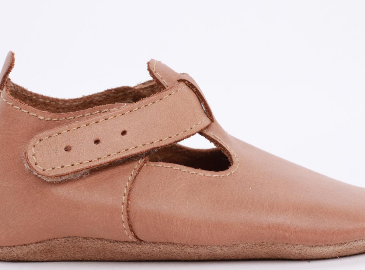 Soft soles jack & jill caramel-3