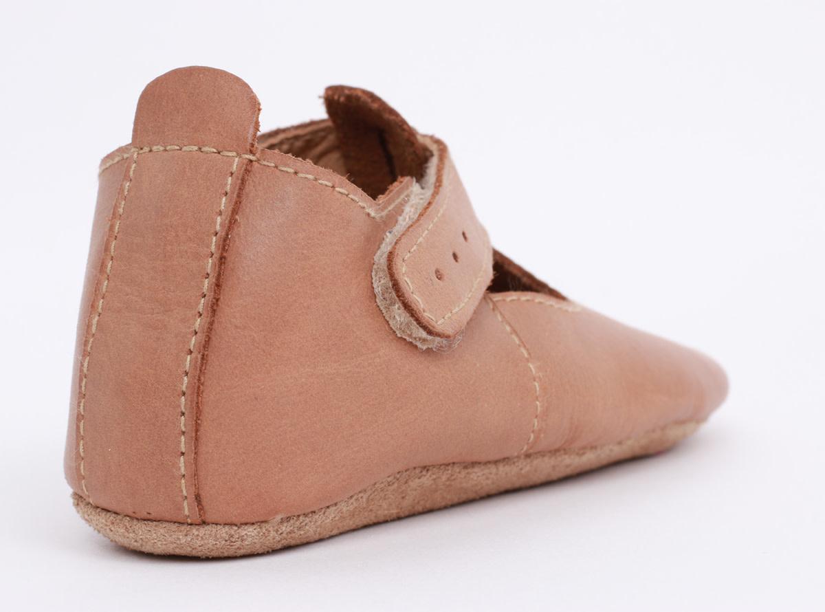 Soft soles jack & jill caramel-4