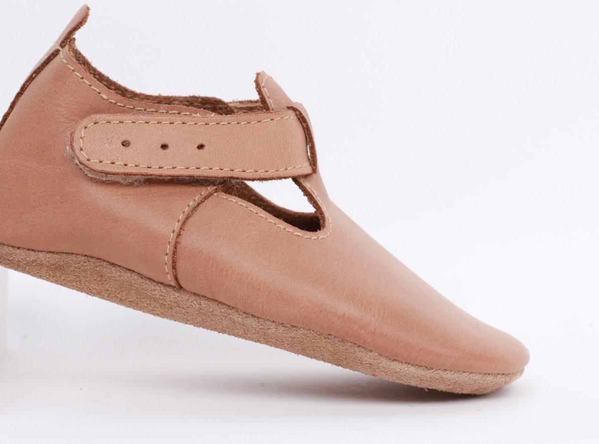 Soft soles jack & jill caramel-5