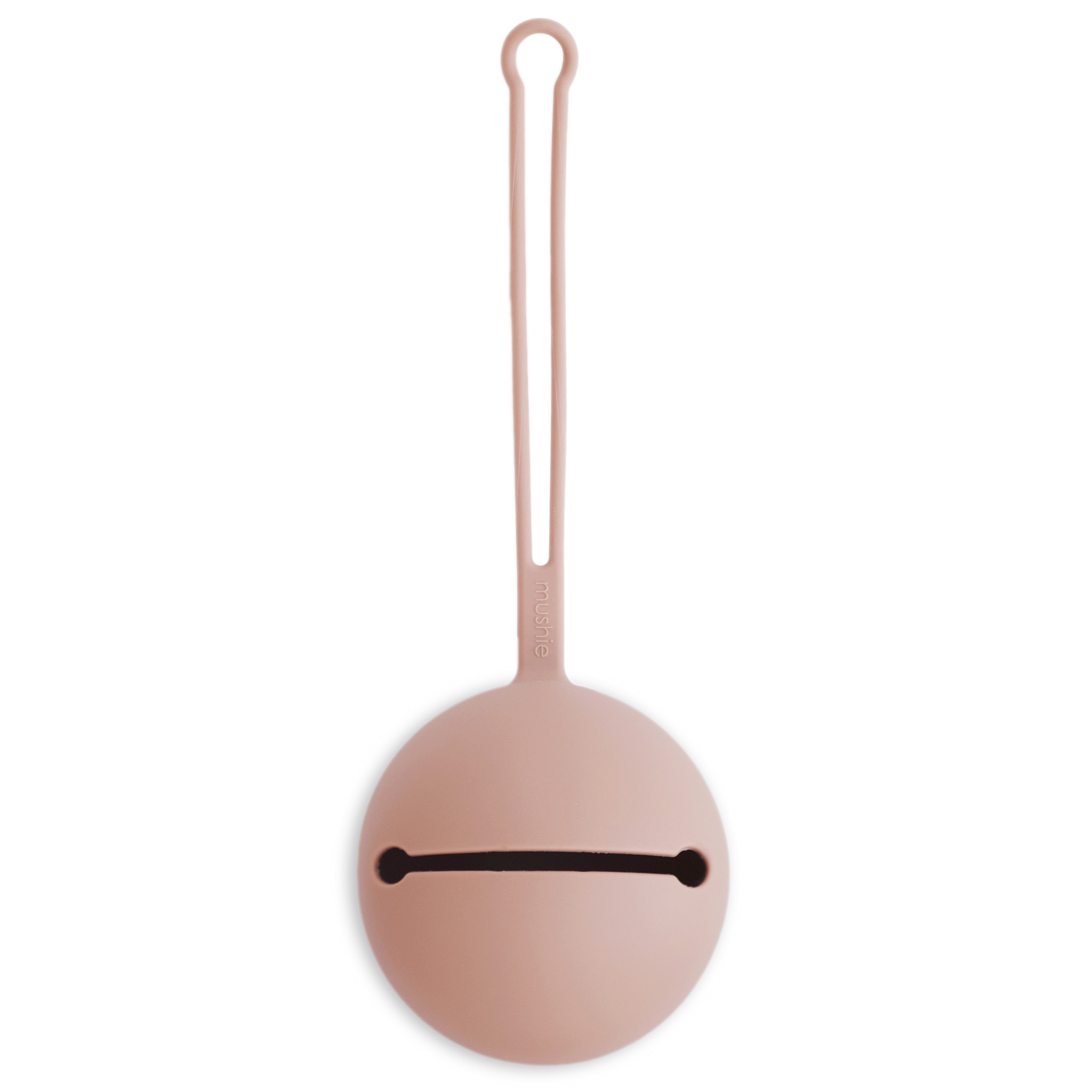 Silicone pacifier case blush-1