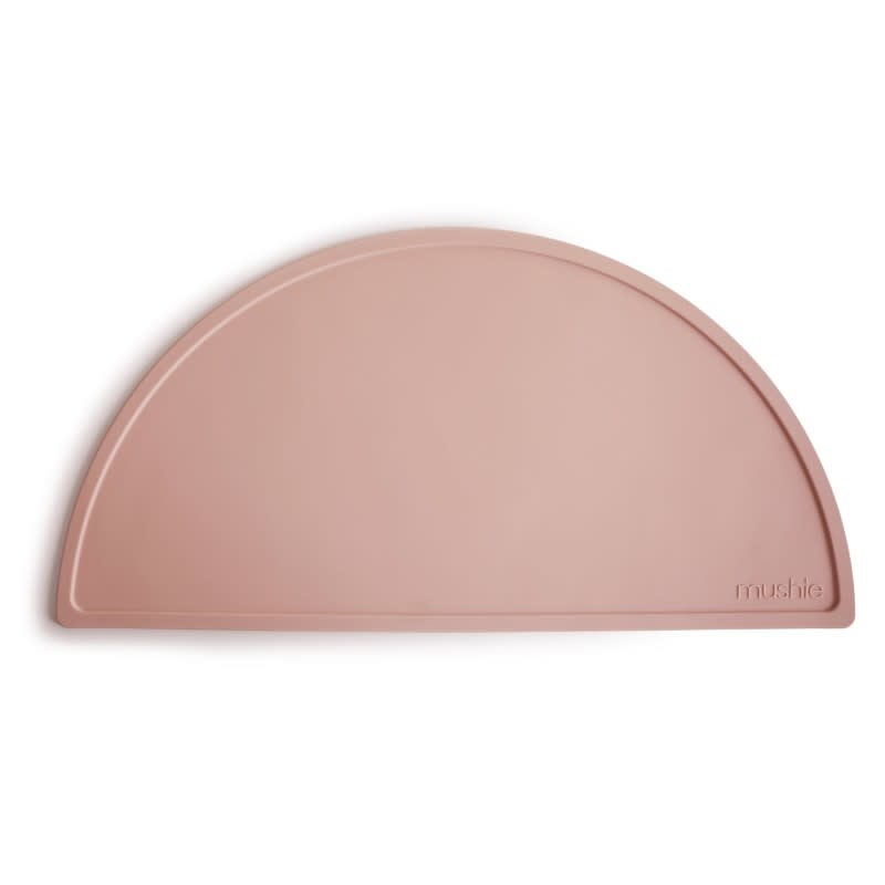 Silicone placemat blush-1