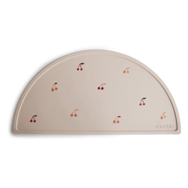 Silicone placemat cherries-1