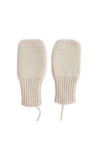 Mittens off-white