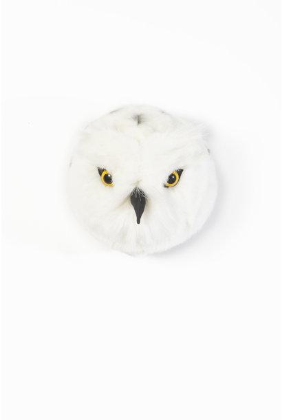 Dierenkop sneeuwuil chloe