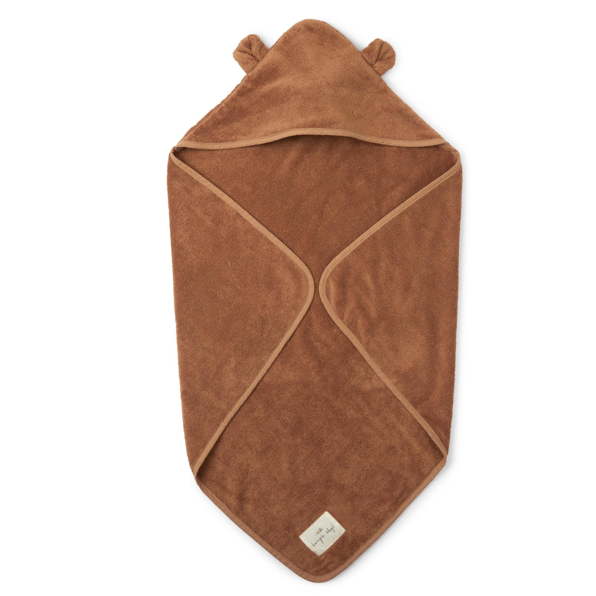Terry towel almond-1