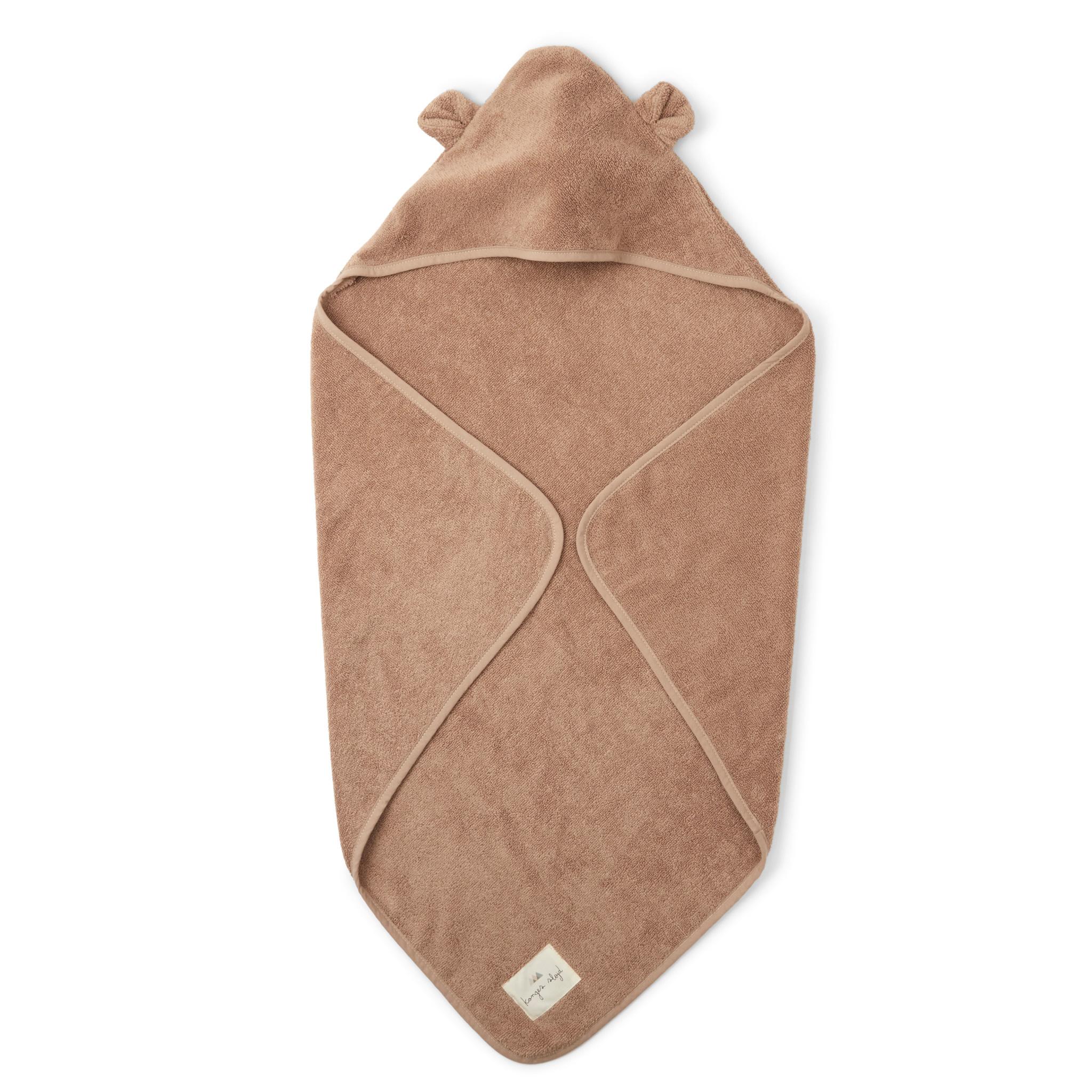 Terry towel beige tan-1