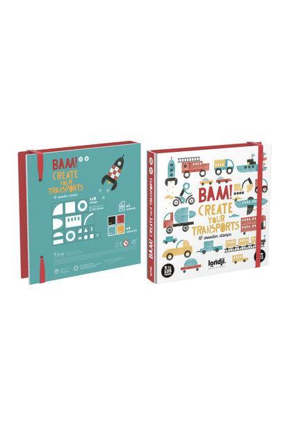 Activities Bam! Transports