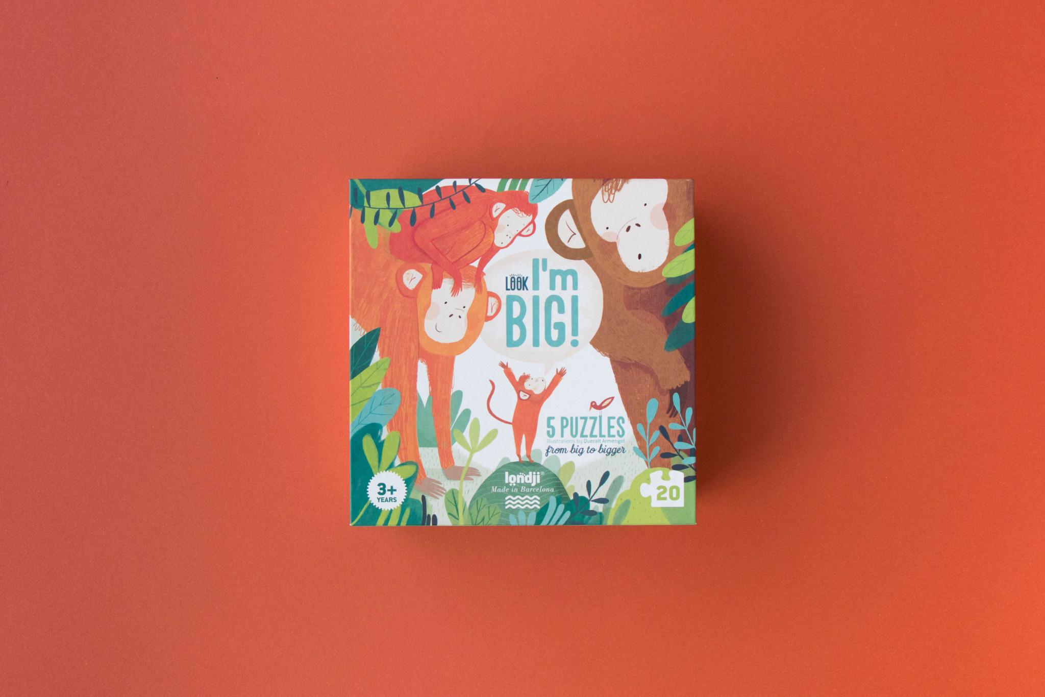 Puzzle look i'm big-2