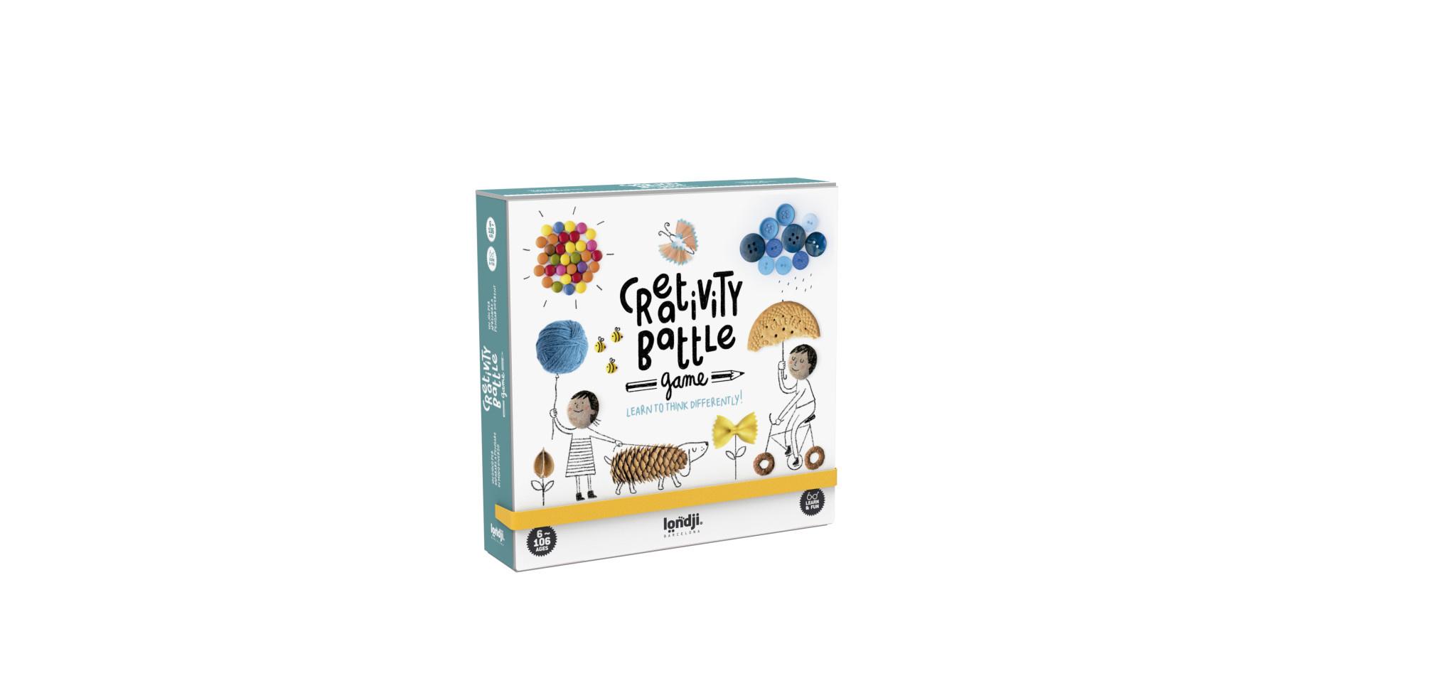 Learn & fun creativity battle-1
