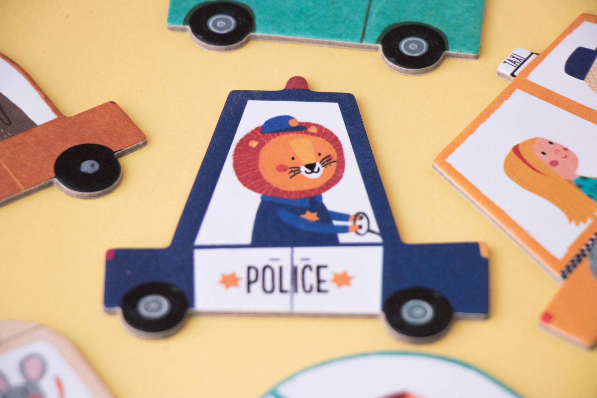 Puzzle beep beep-3