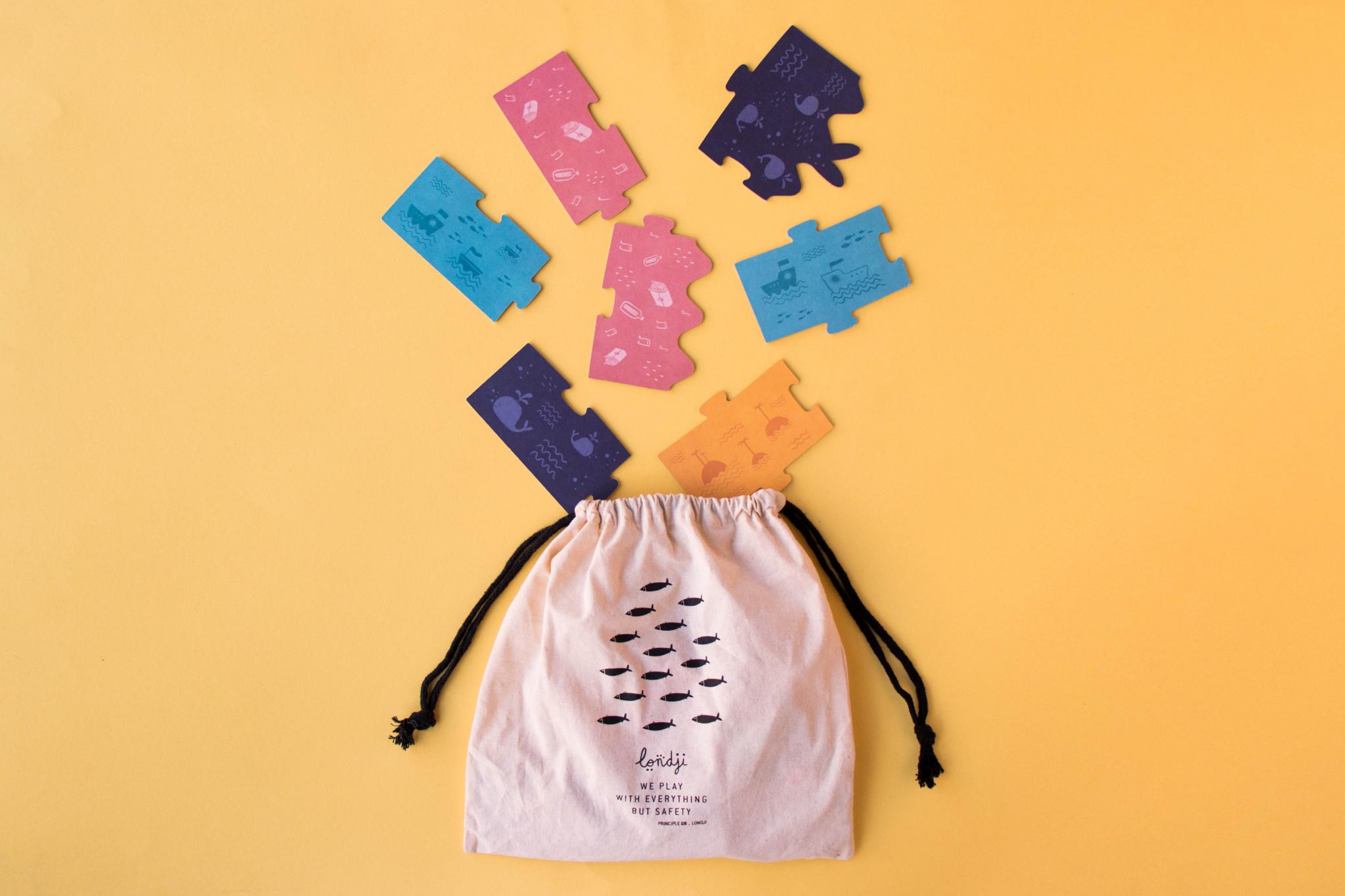Puzzle discover the treasure-11