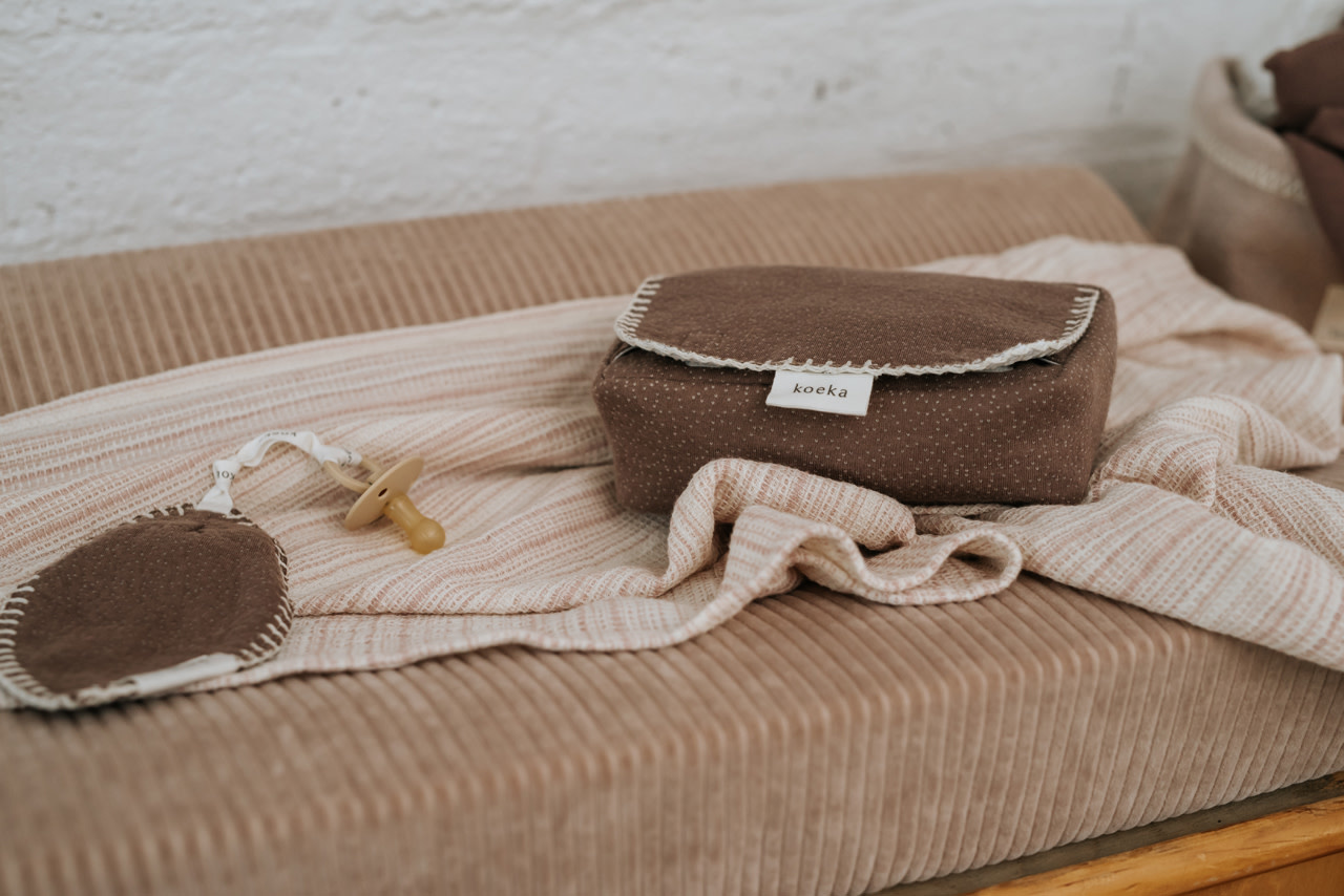 Aankleedkussenhoes vik grey pink-3