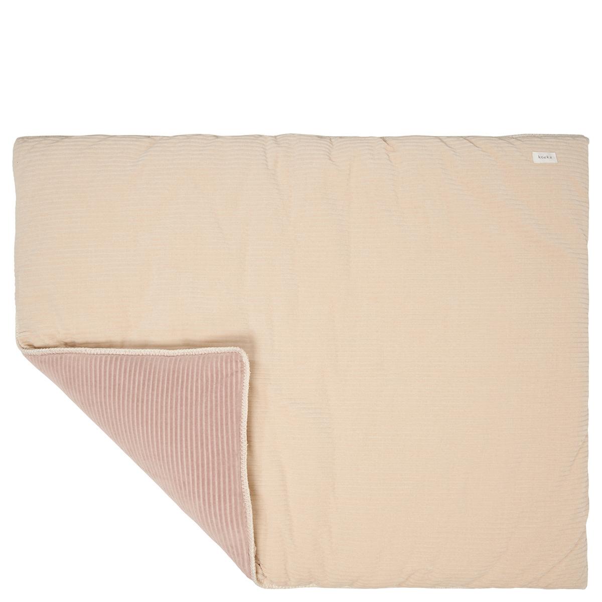 Boxkleed vik sand/grey pink-1