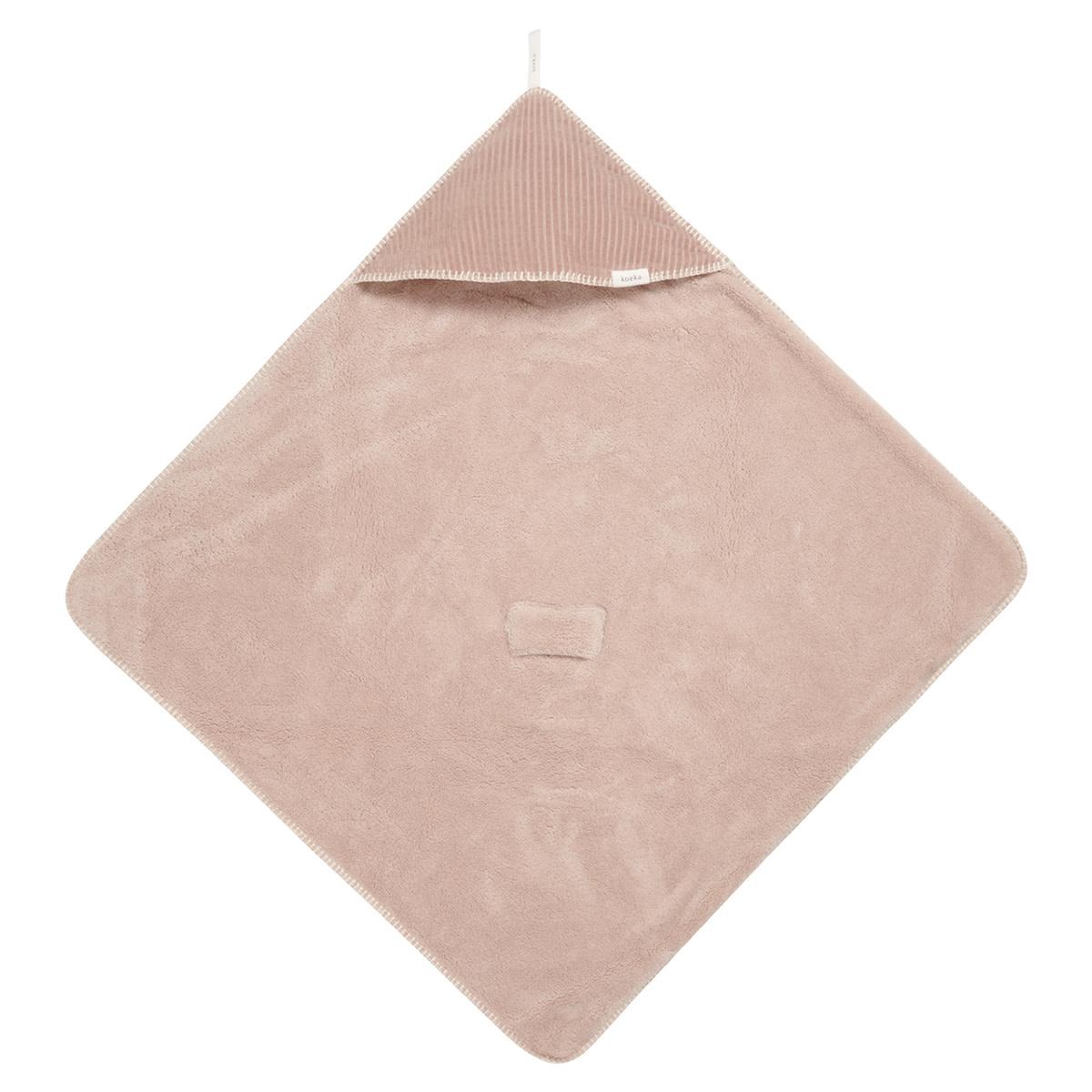 Omslagdoek vik grey pink-1