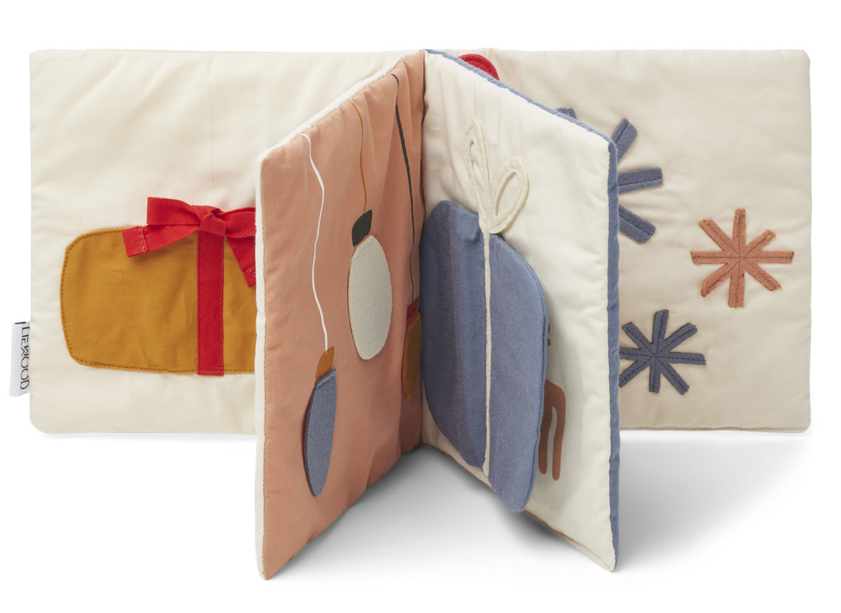 Miko fabric book holiday mix-1