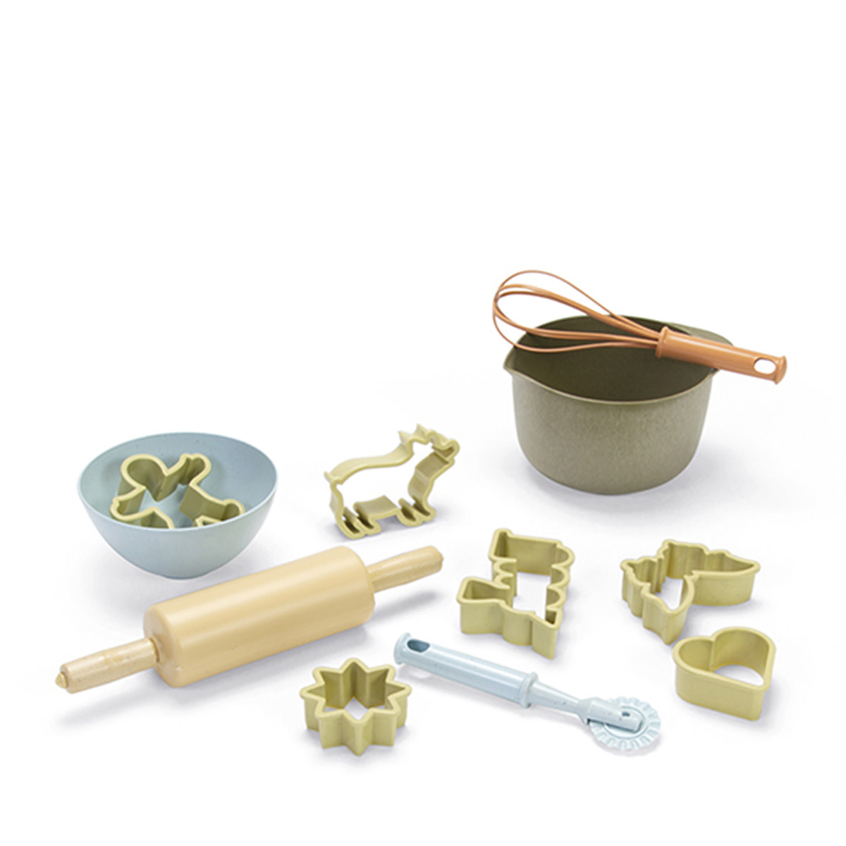 BIO bakker set-2