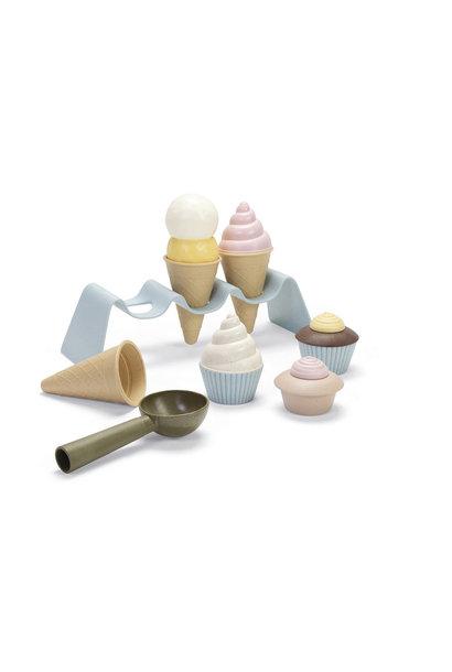 BIO ijscrème set