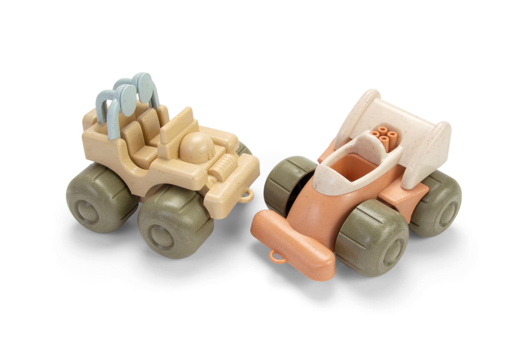 BIO voertuigen assortiment set 1-2